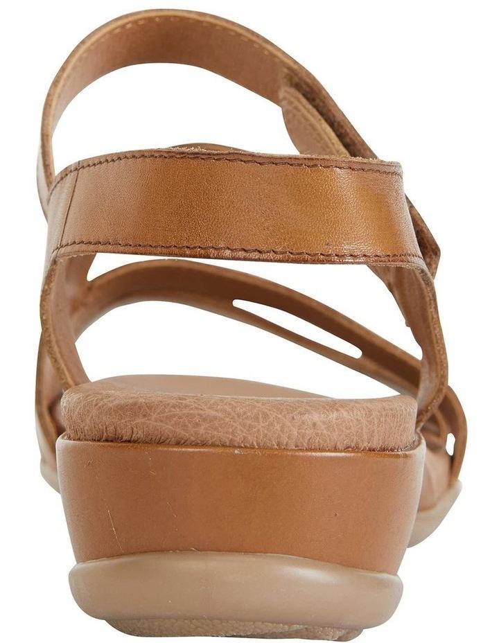 Cisco Cognac Glove Sandal image 6