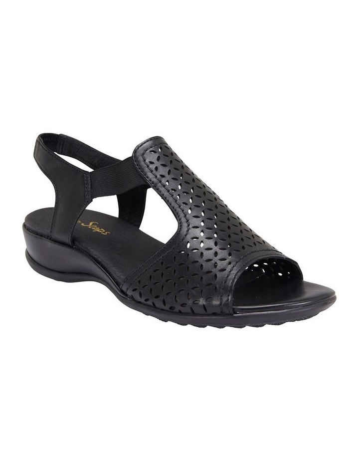 Champion Black Glove Sandal image 2