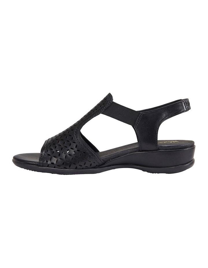 Champion Black Glove Sandal image 3