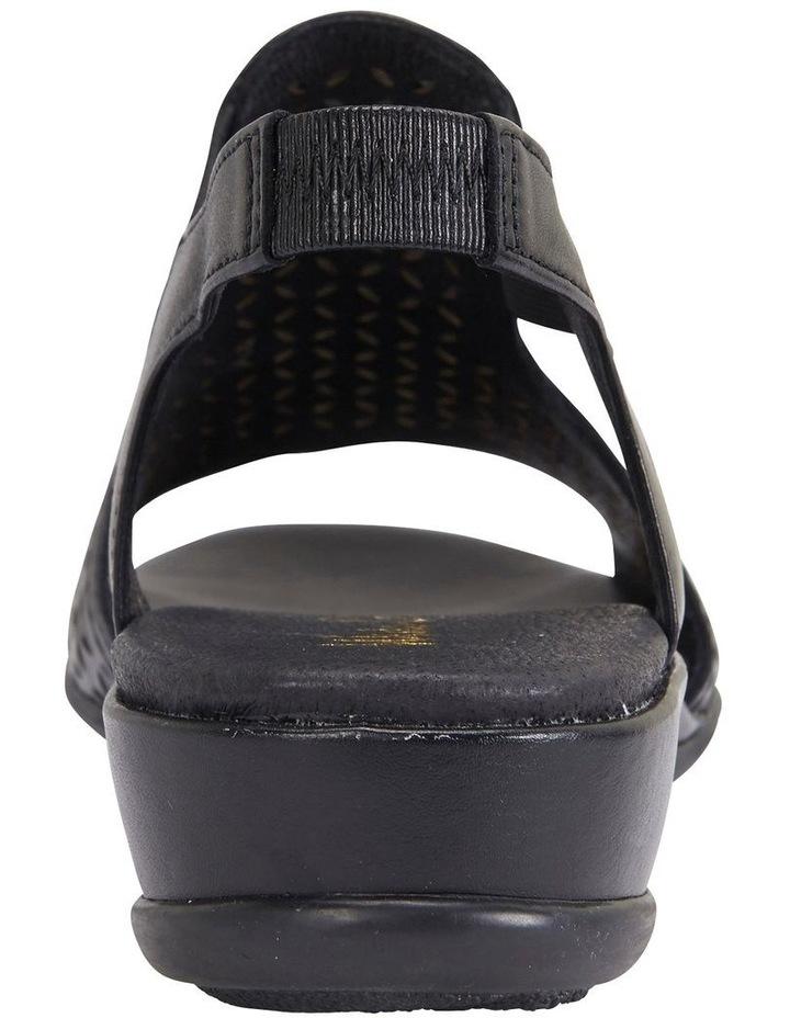 Champion Black Glove Sandal image 5