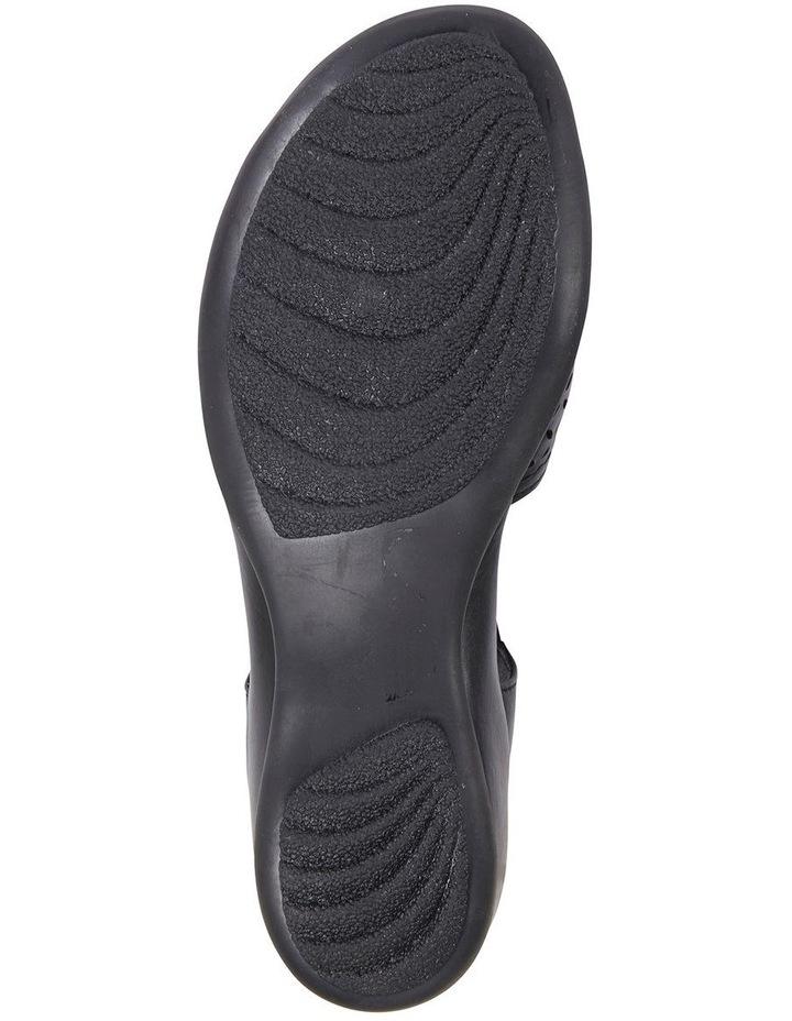 Champion Black Glove Sandal image 6