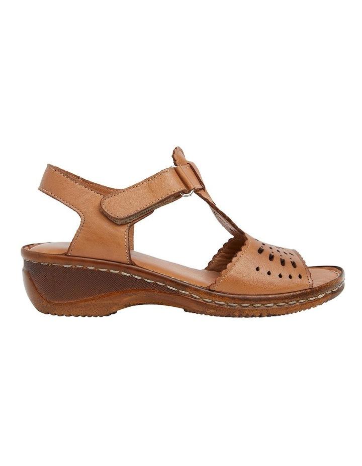 Dario Tan Glove Wedge Sandal image 1