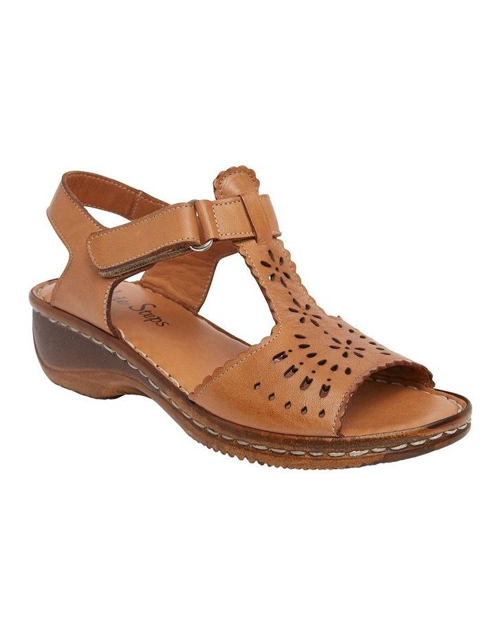 Dario Tan Glove Wedge Sandal image 2
