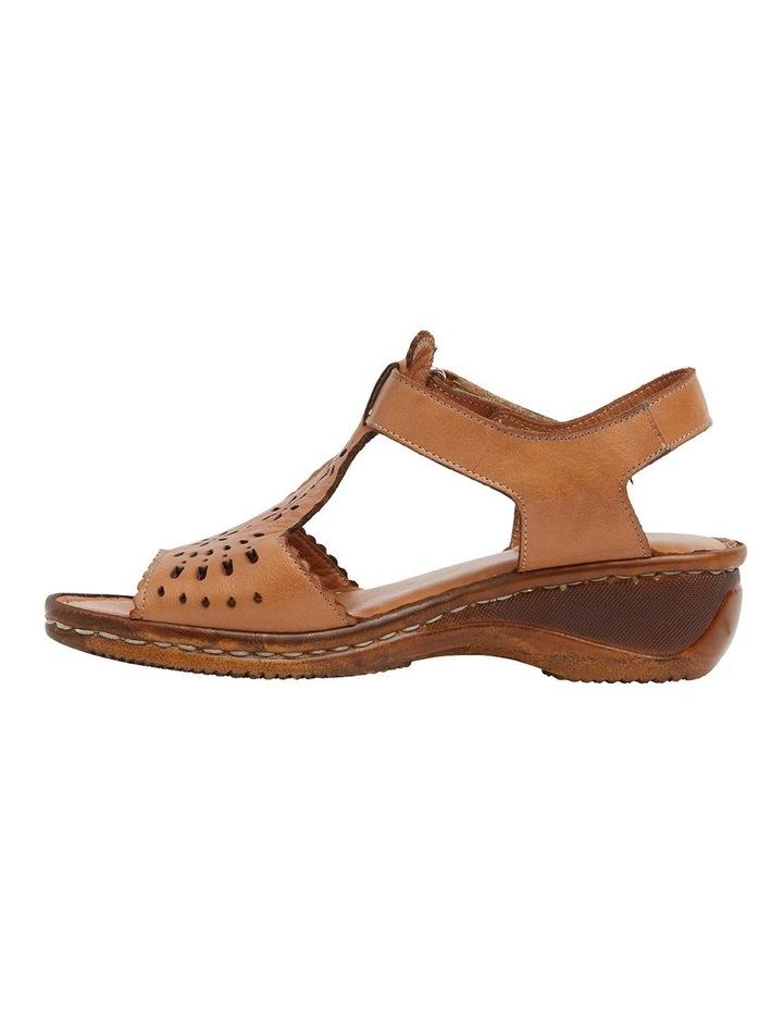 Dario Tan Glove Wedge Sandal image 3