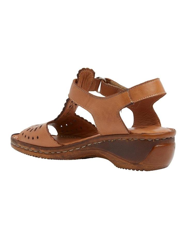 Dario Tan Glove Wedge Sandal image 7