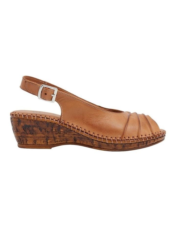 Dex Tan Glove Wedge Sandal image 1