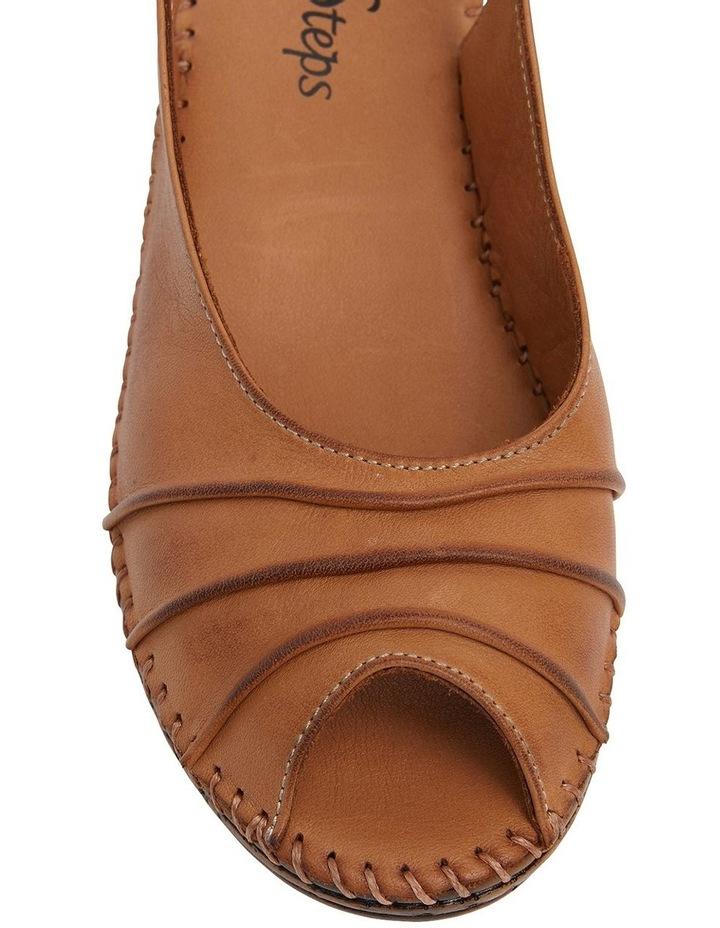 Dex Tan Glove Wedge Sandal image 6