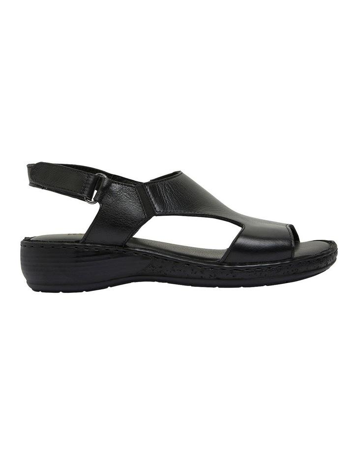 Dustin Black Glove Sandal image 1
