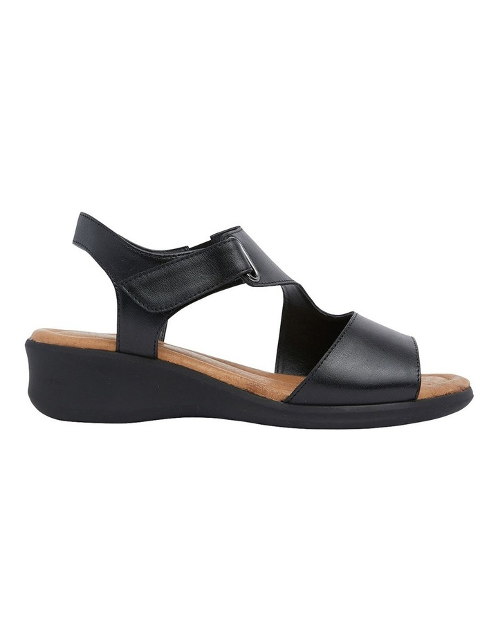 Patty Black Glove Sandal image 1