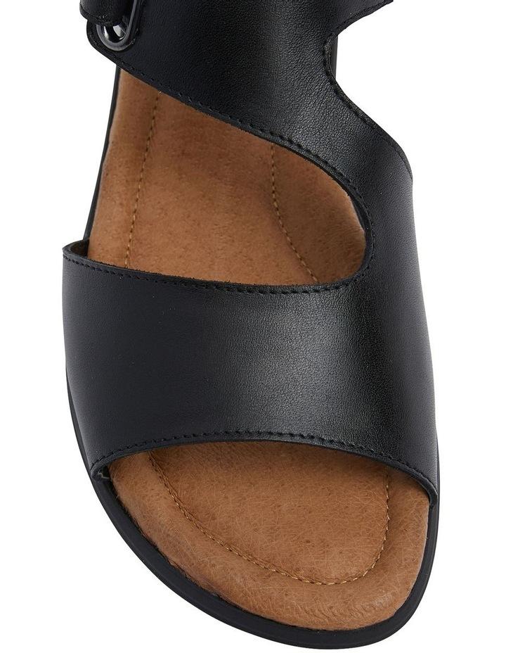 Patty Black Glove Sandal image 6