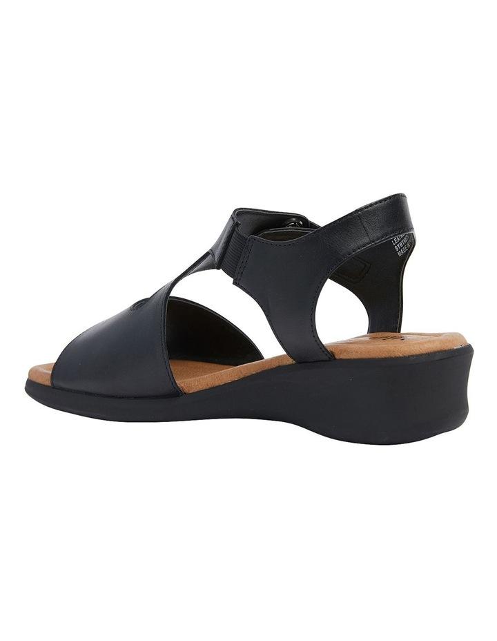 Patty Black Glove Sandal image 7