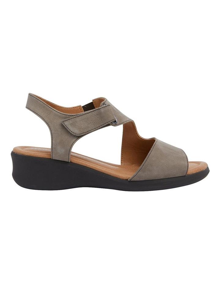 Patty Grey Nubuck Sandal image 1