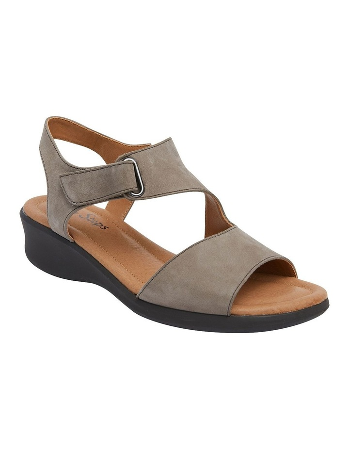 Patty Grey Nubuck Sandal image 2