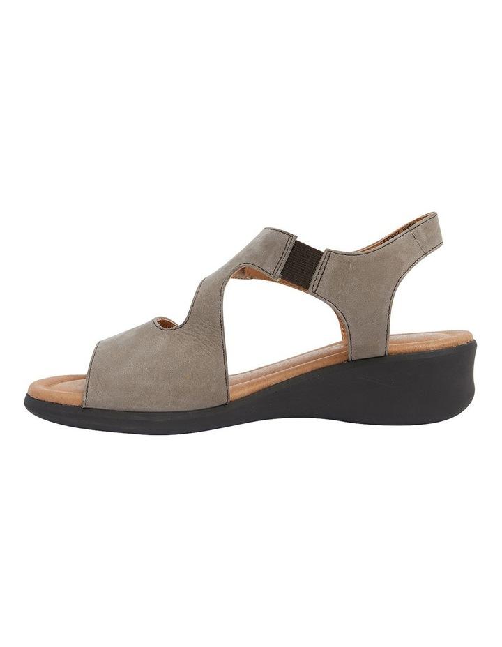 Patty Grey Nubuck Sandal image 3