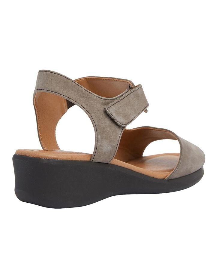 Patty Grey Nubuck Sandal image 4