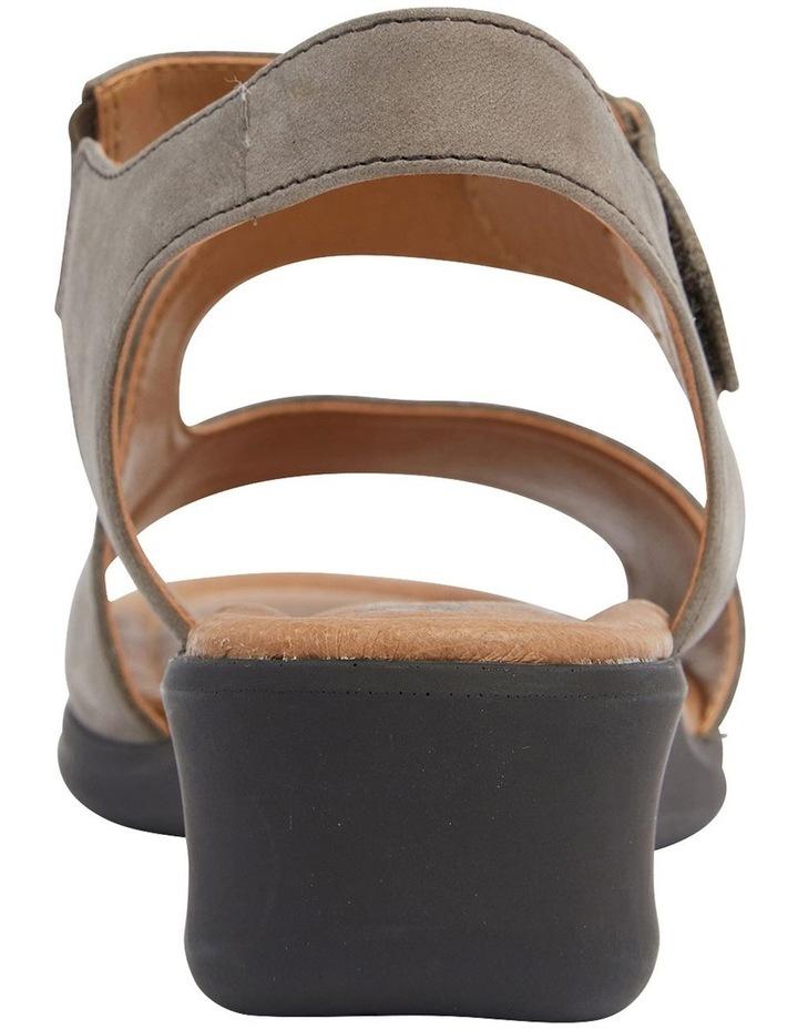 Patty Grey Nubuck Sandal image 5