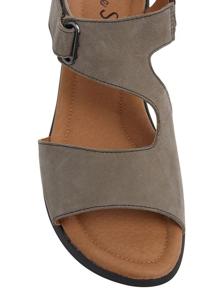 Patty Grey Nubuck Sandal image 6