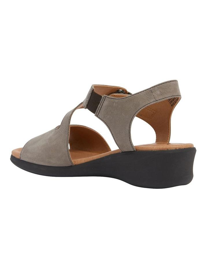 Patty Grey Nubuck Sandal image 7