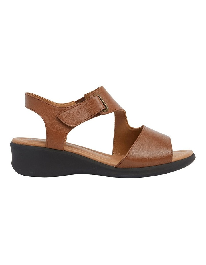 Patty Tan Glove Wedge Sandal image 1