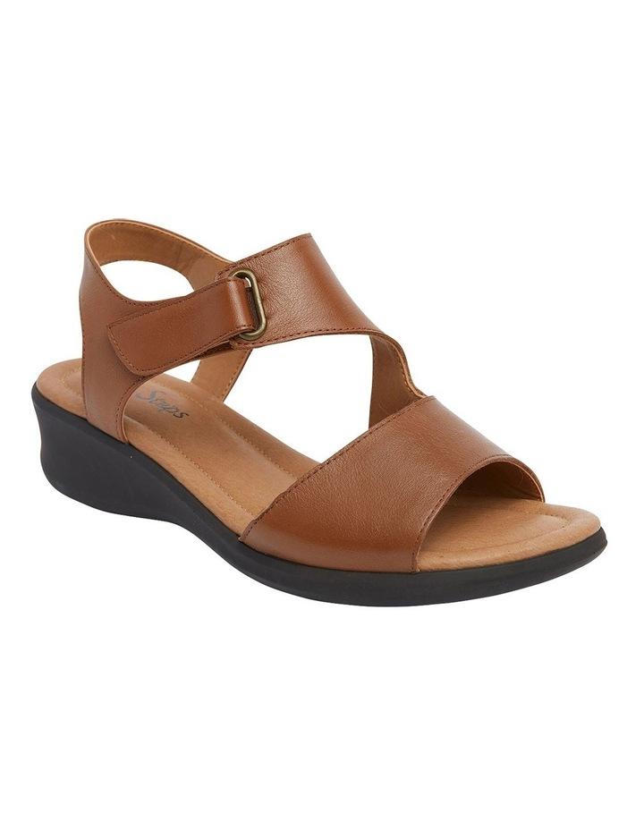 Patty Tan Glove Wedge Sandal image 2
