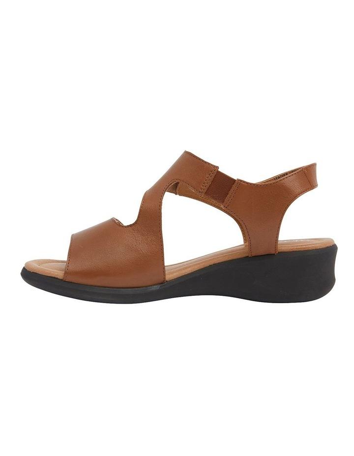 Patty Tan Glove Wedge Sandal image 3