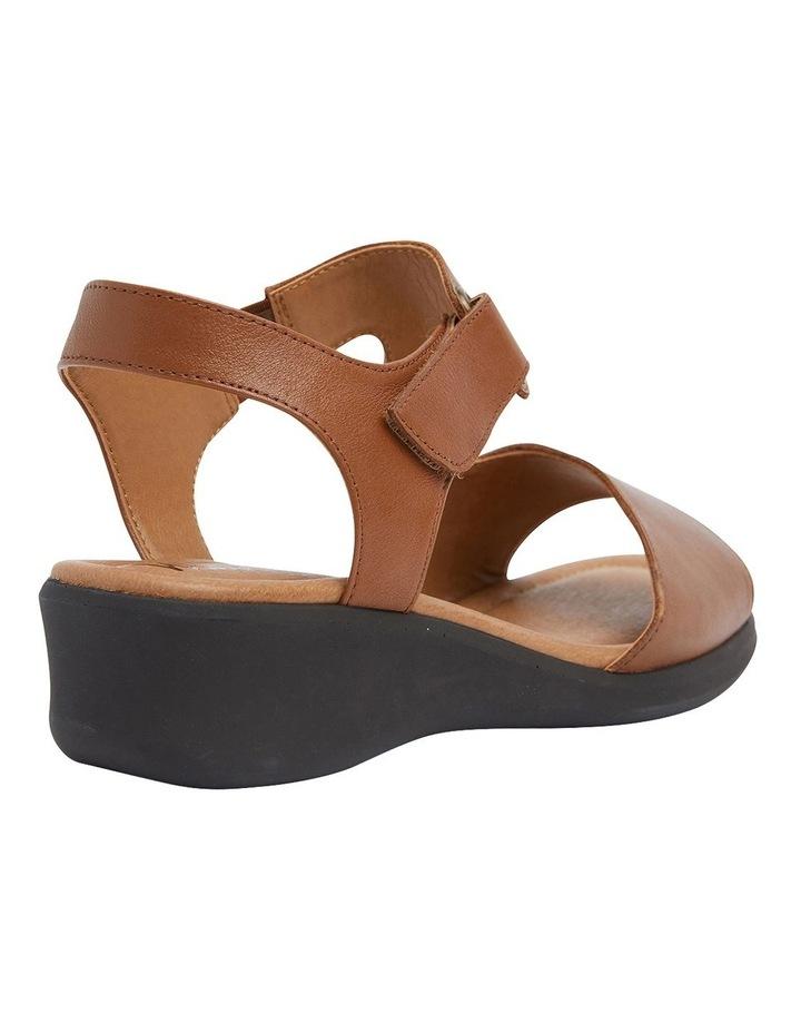 Patty Tan Glove Wedge Sandal image 4