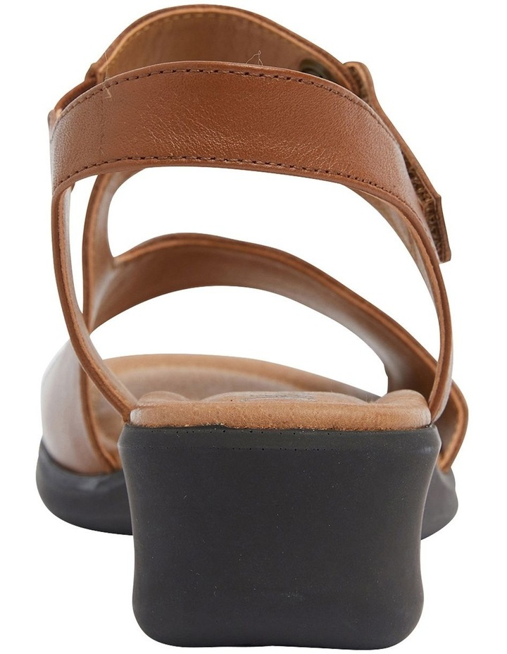 Patty Tan Glove Wedge Sandal image 5