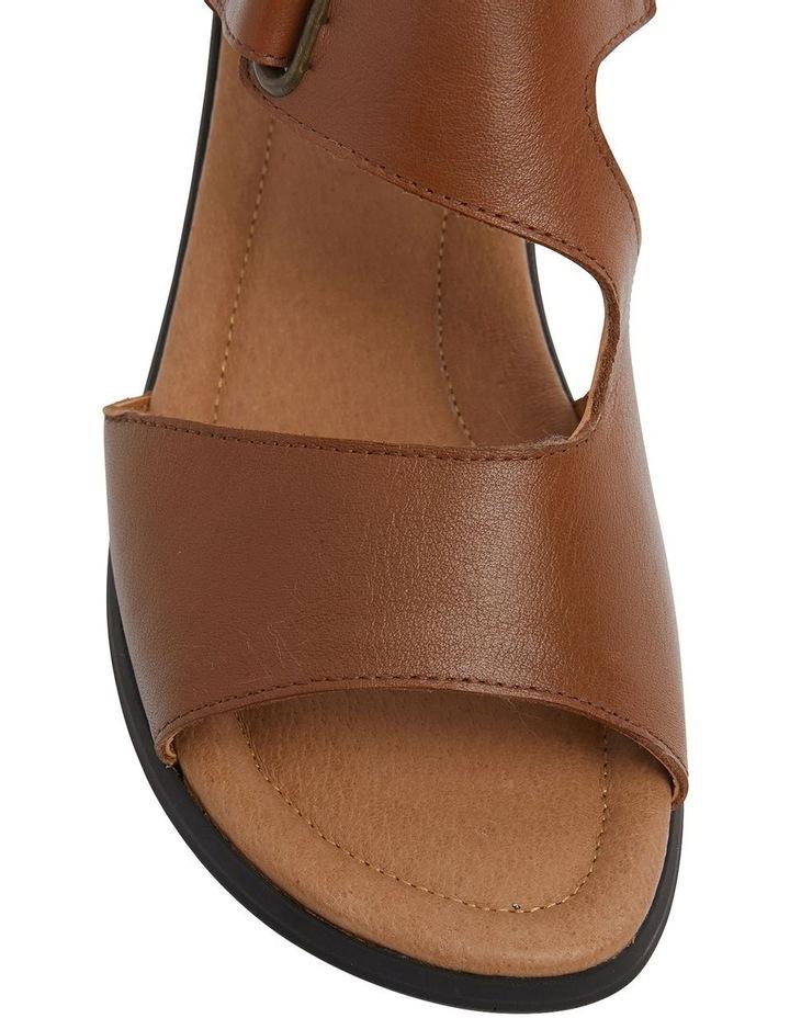 Patty Tan Glove Wedge Sandal image 6