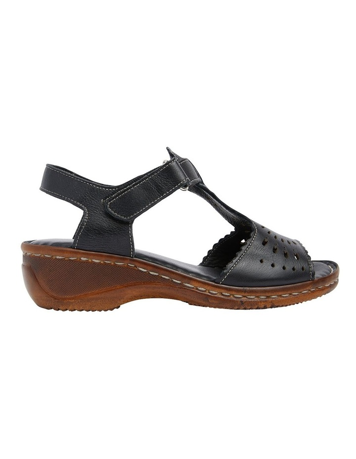 Dario Black Glove Sandal image 1