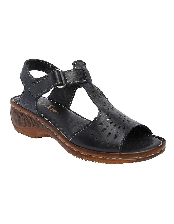 Dario Black Glove Sandal image 2