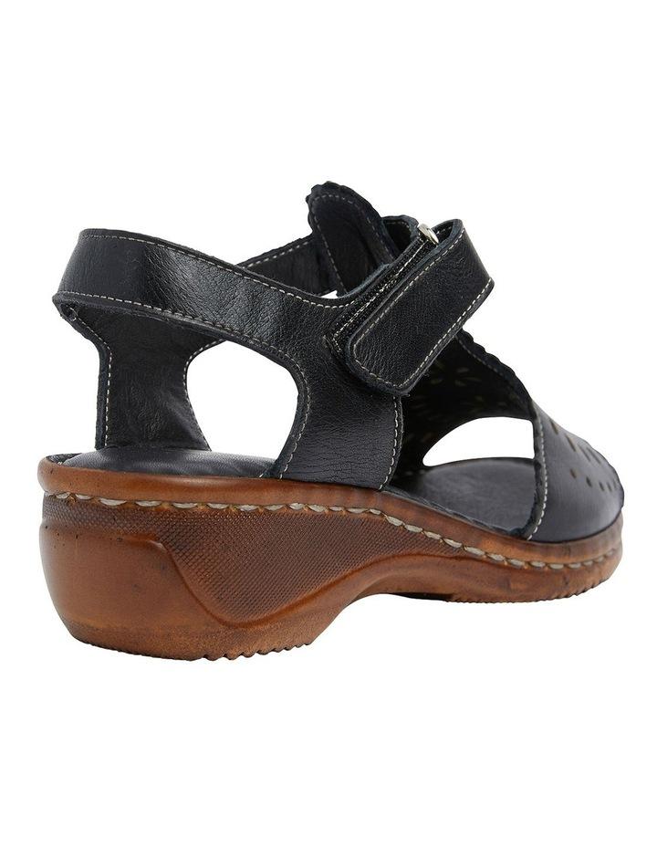 Dario Black Glove Sandal image 4