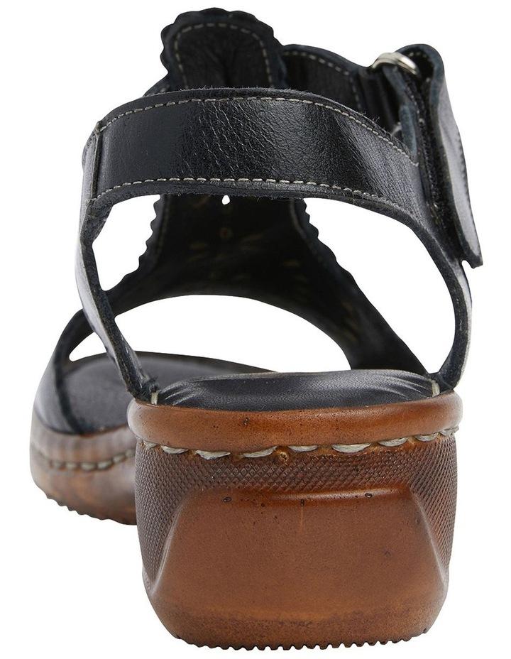 Dario Black Glove Sandal image 5