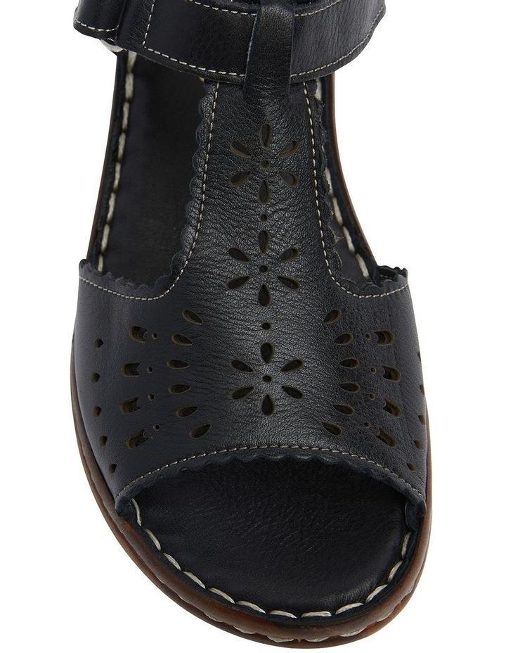Dario Black Glove Sandal image 6
