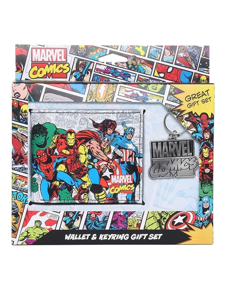 Wallet and keyring set image 1