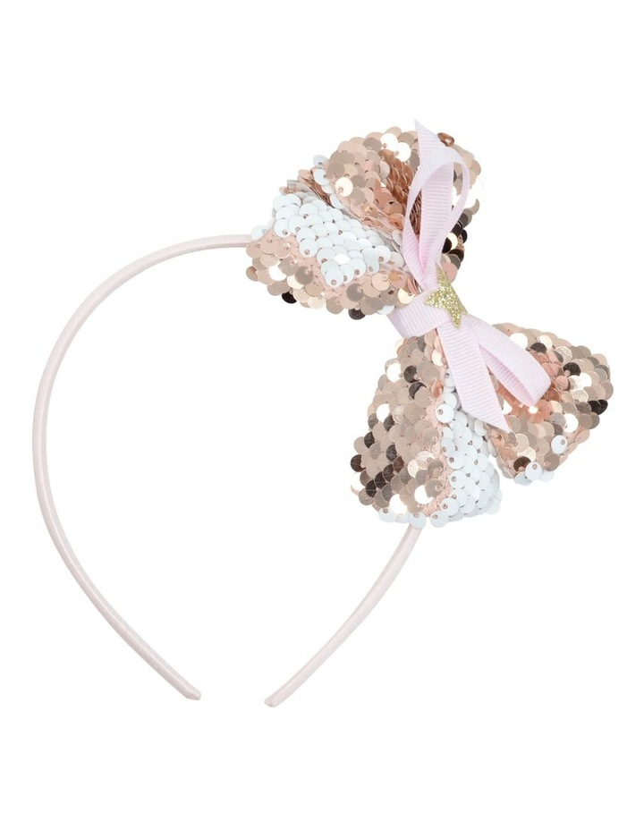 Special Occasion Aliceband Bow image 1