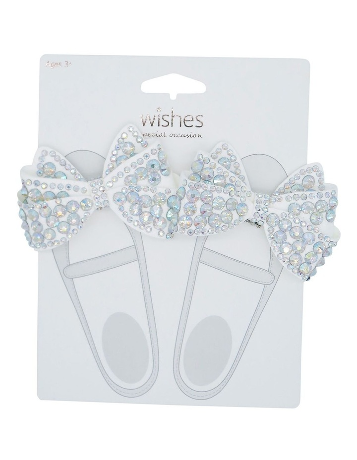 Wishes Special Occasion Shoe Clips image 1