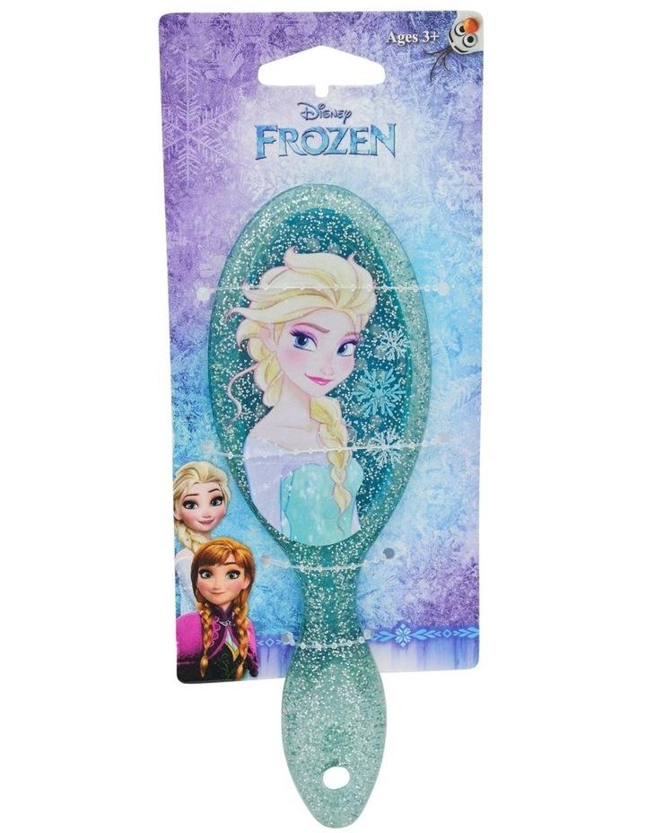 Frozen Glitter Hair Brush image 1