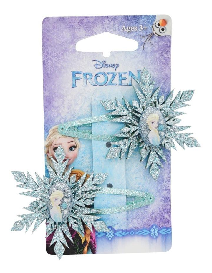 Frozen Snowflake Glitter Snaps image 1