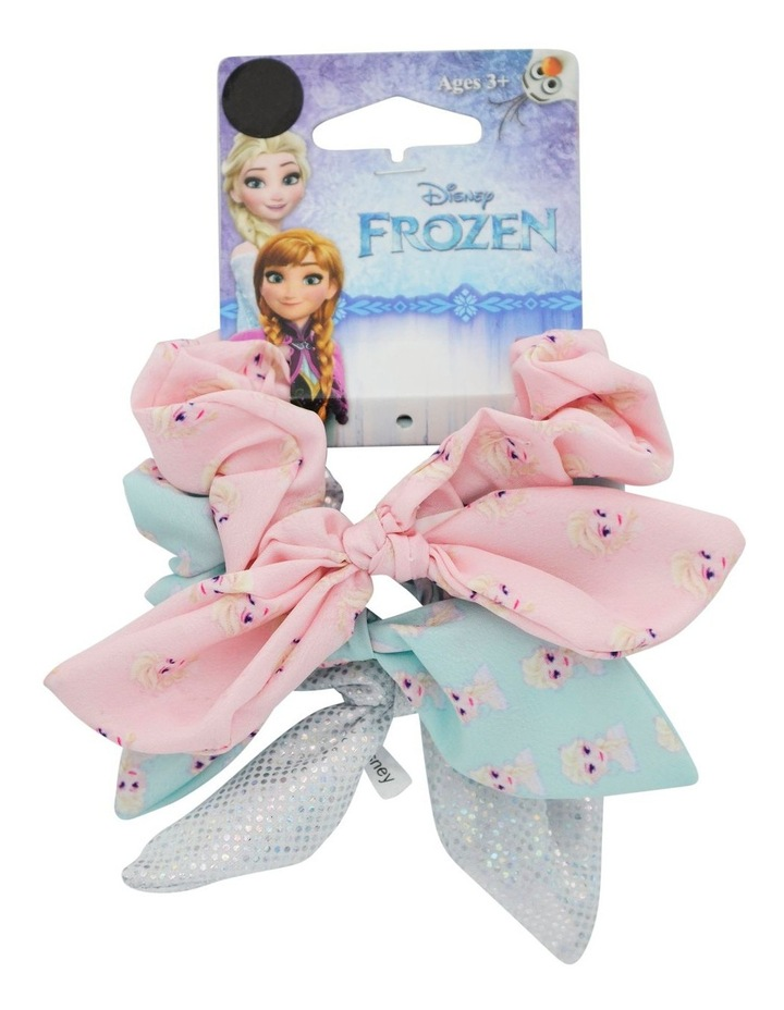 Frozen Mini Scrunchie 3Pk image 1