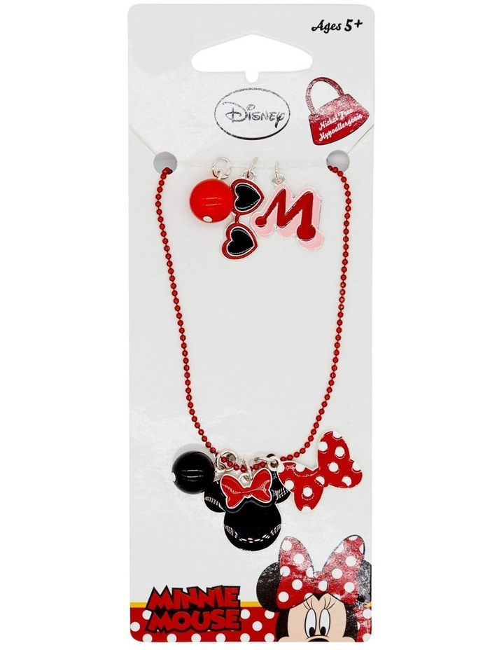 Minnie Charm Necklace image 1