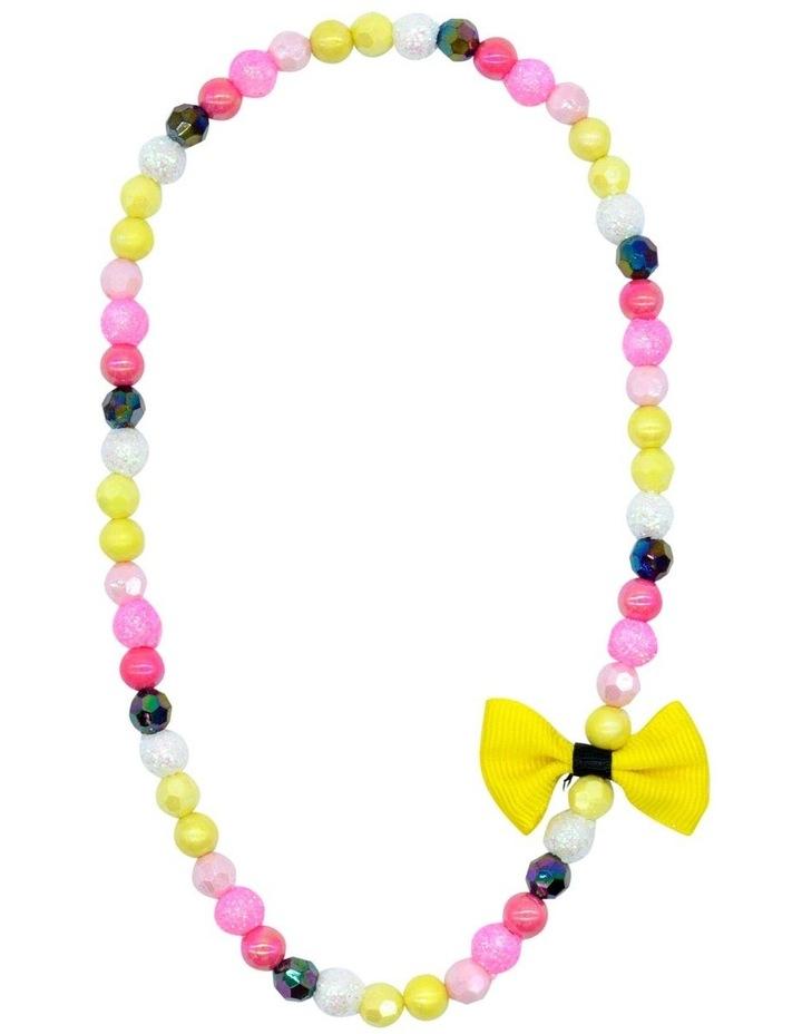 Emma Stretchy Bead Necklace image 1