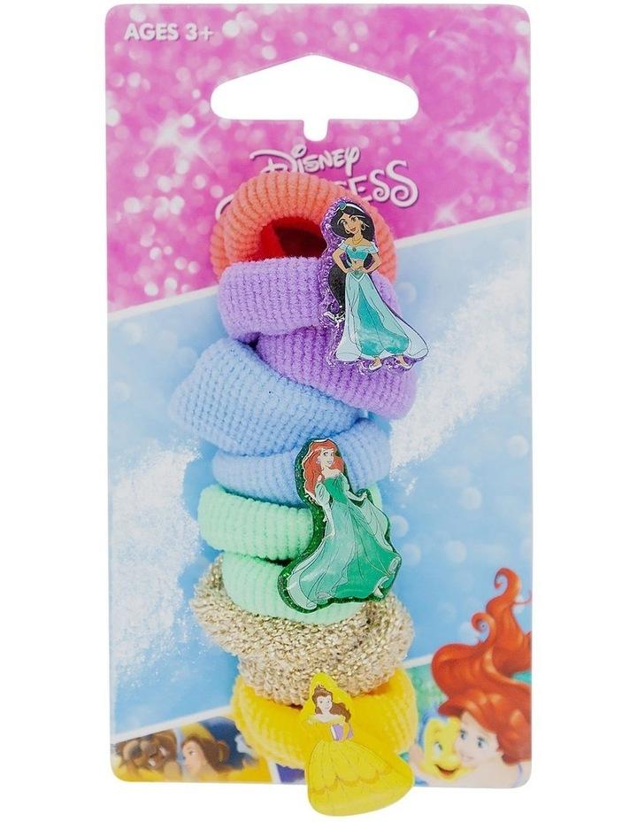Princess Mini Hairties 12 Pack image 1