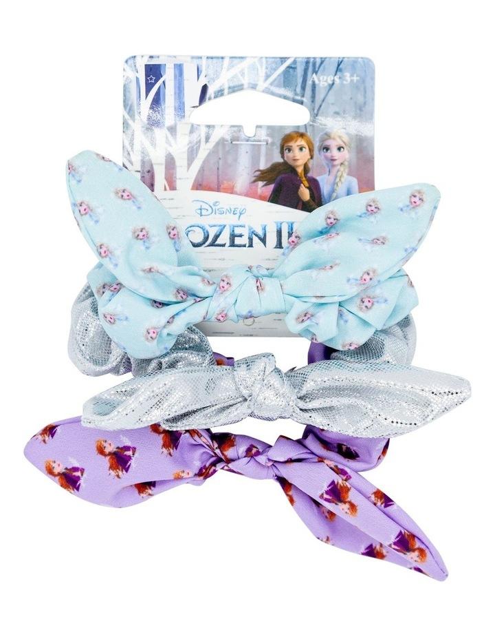 Frozen 2 Scrunchies Mini 3 Pack image 1