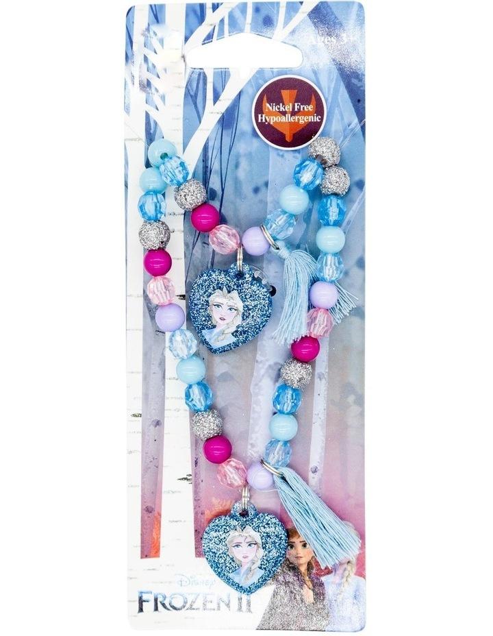 Frozen 2 Necklace Brace Beaded Set image 1