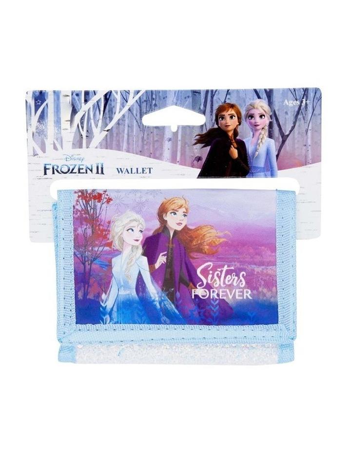 Frozen 2 Wallet Glitter image 1
