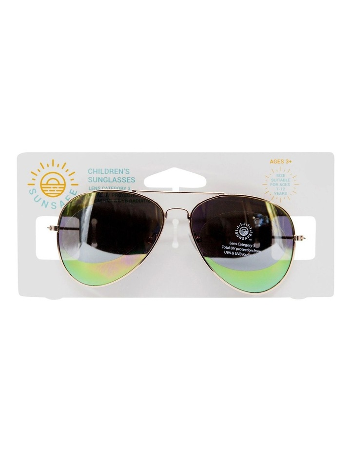 Sunnies Aviator Gold image 1