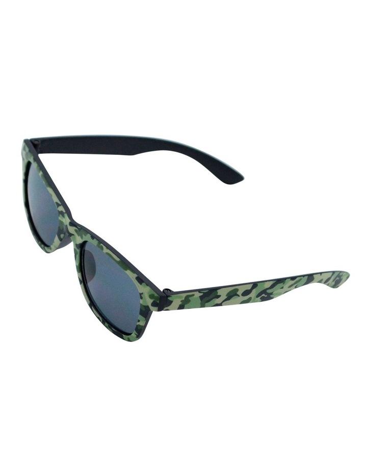Sunglasses Camo Green image 1