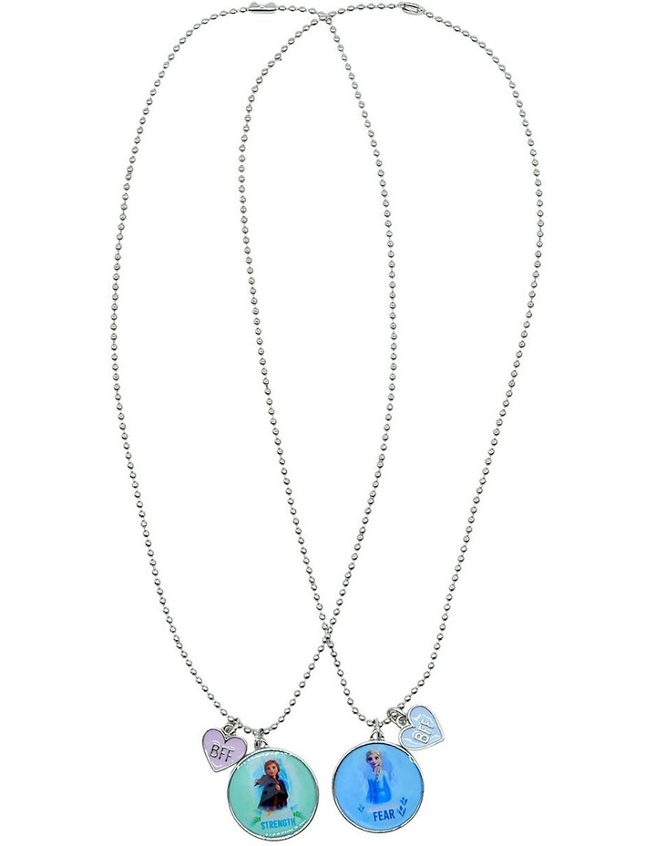 Frozen 2 Necklaces BFF image 1