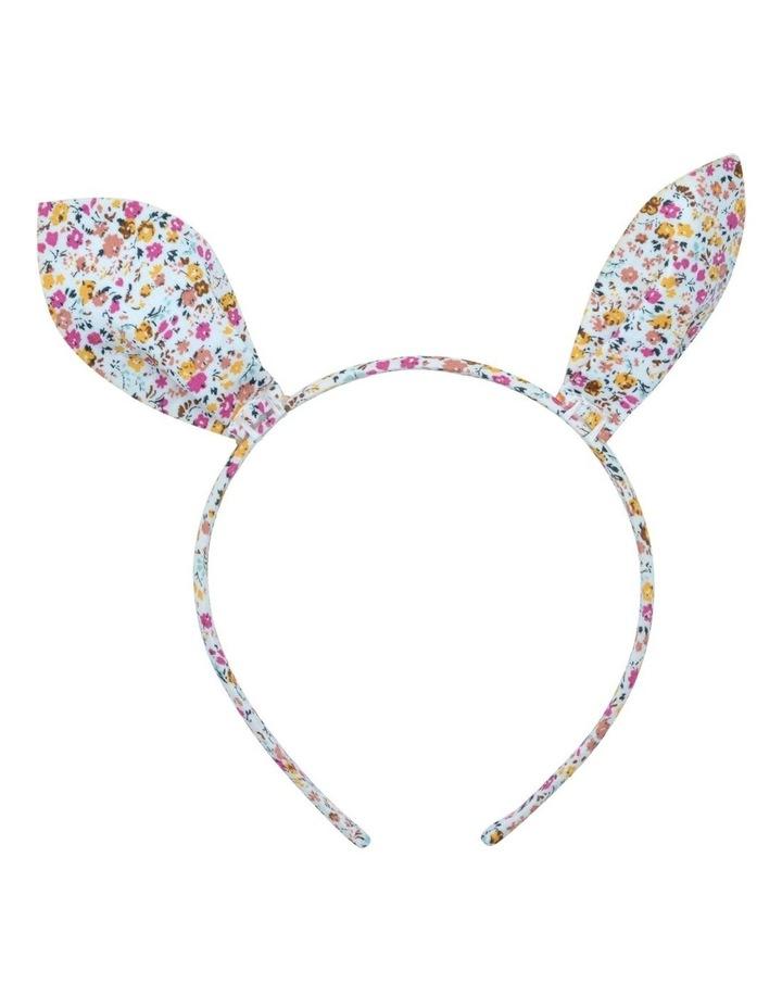 Aliceband Ears Floral image 1