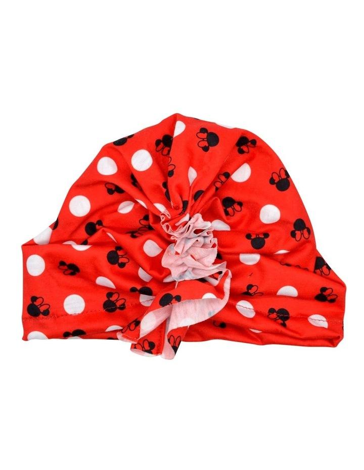 Min Hairwrap Ruffle Turban image 1